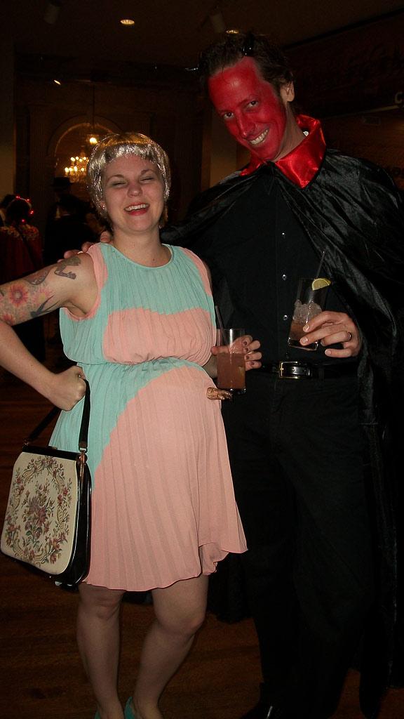 Clever Halloween Costume
