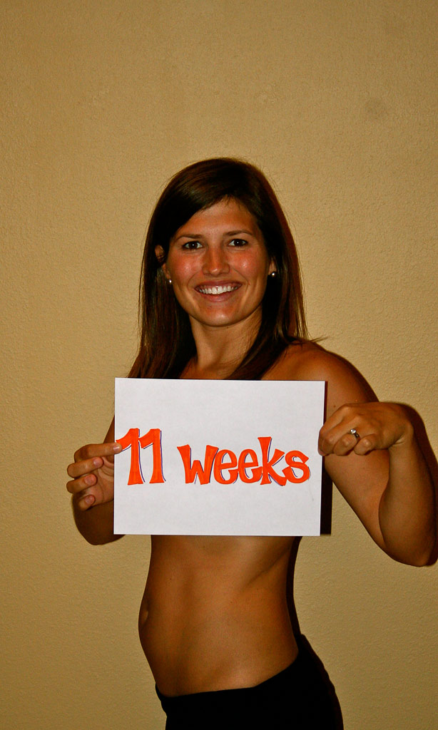 11 Weeks – The Maternity Gallery