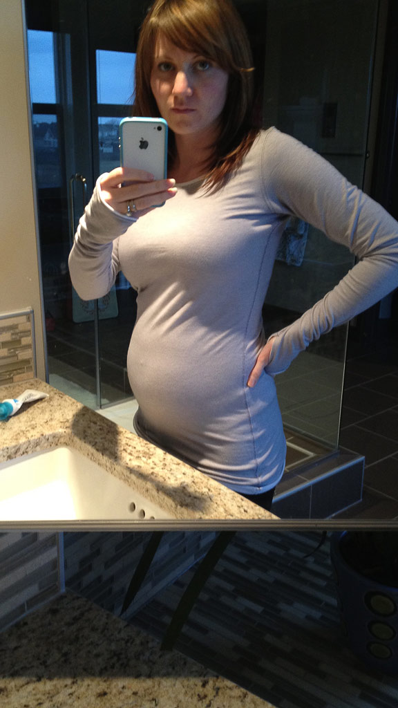 12 weeks pregnant - The Maternity Gallery