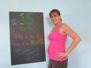 15 weeks pregnant week 15