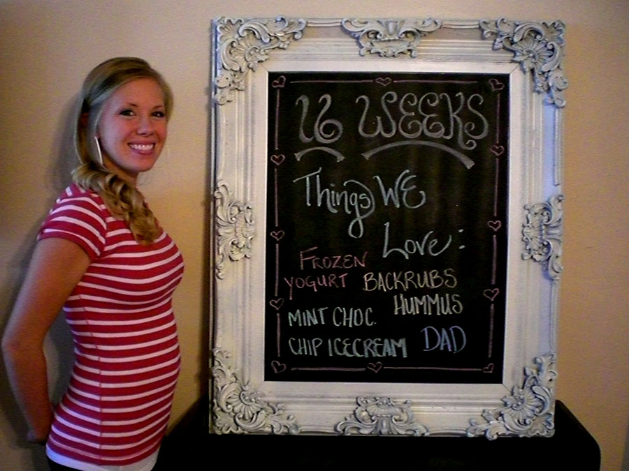 16 weeks pregnant – The Maternity Gallery