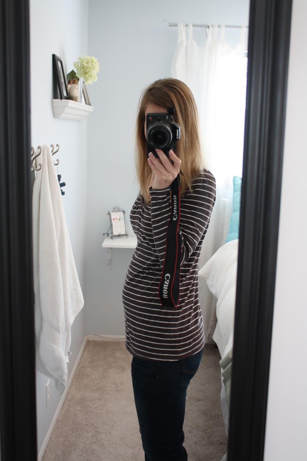 27 weeks pregnant - 4 8