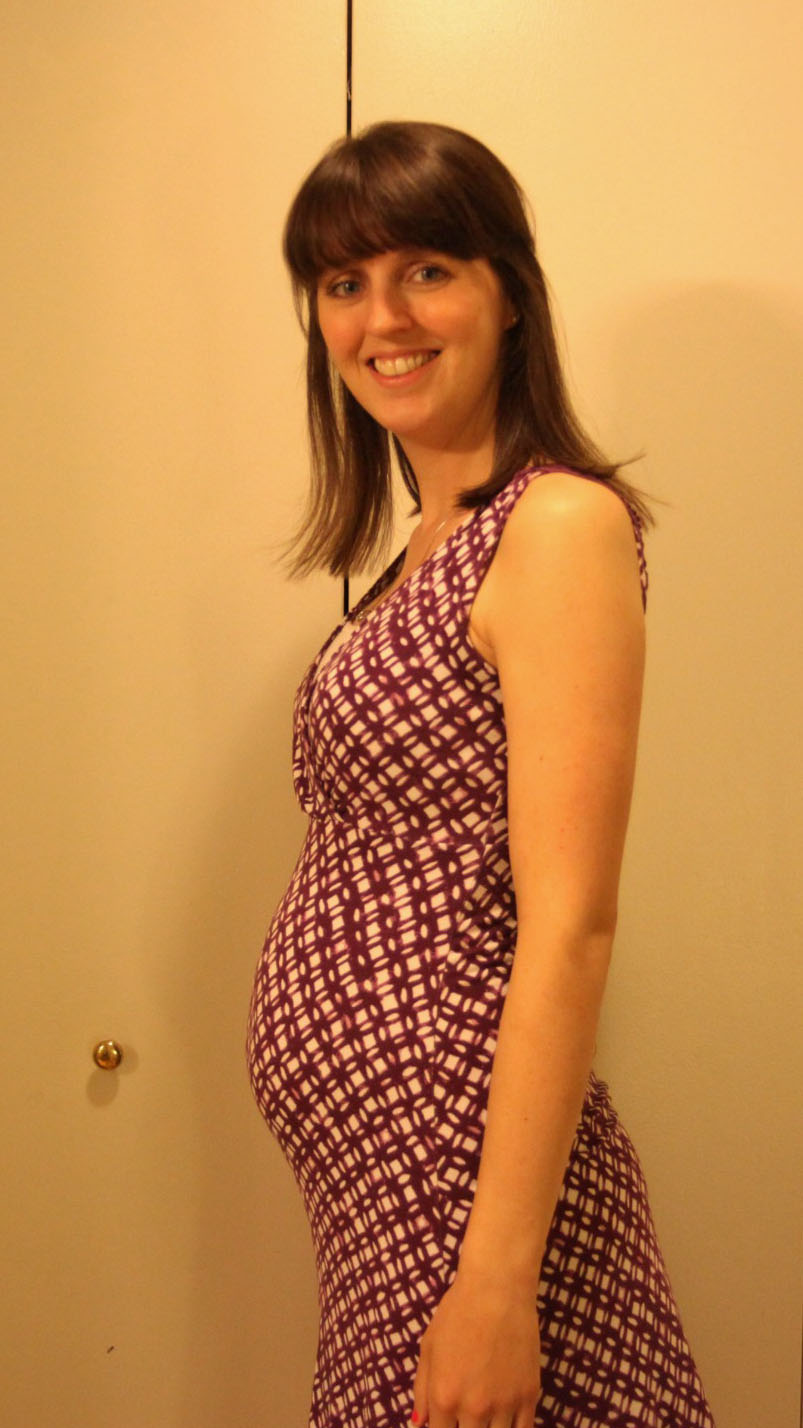 How big will I look at 18 weeks pregnant?
