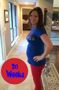20 week bumpdate