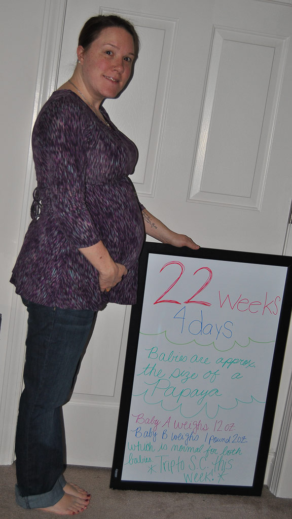 This 22 weeks pregnant pics attractively