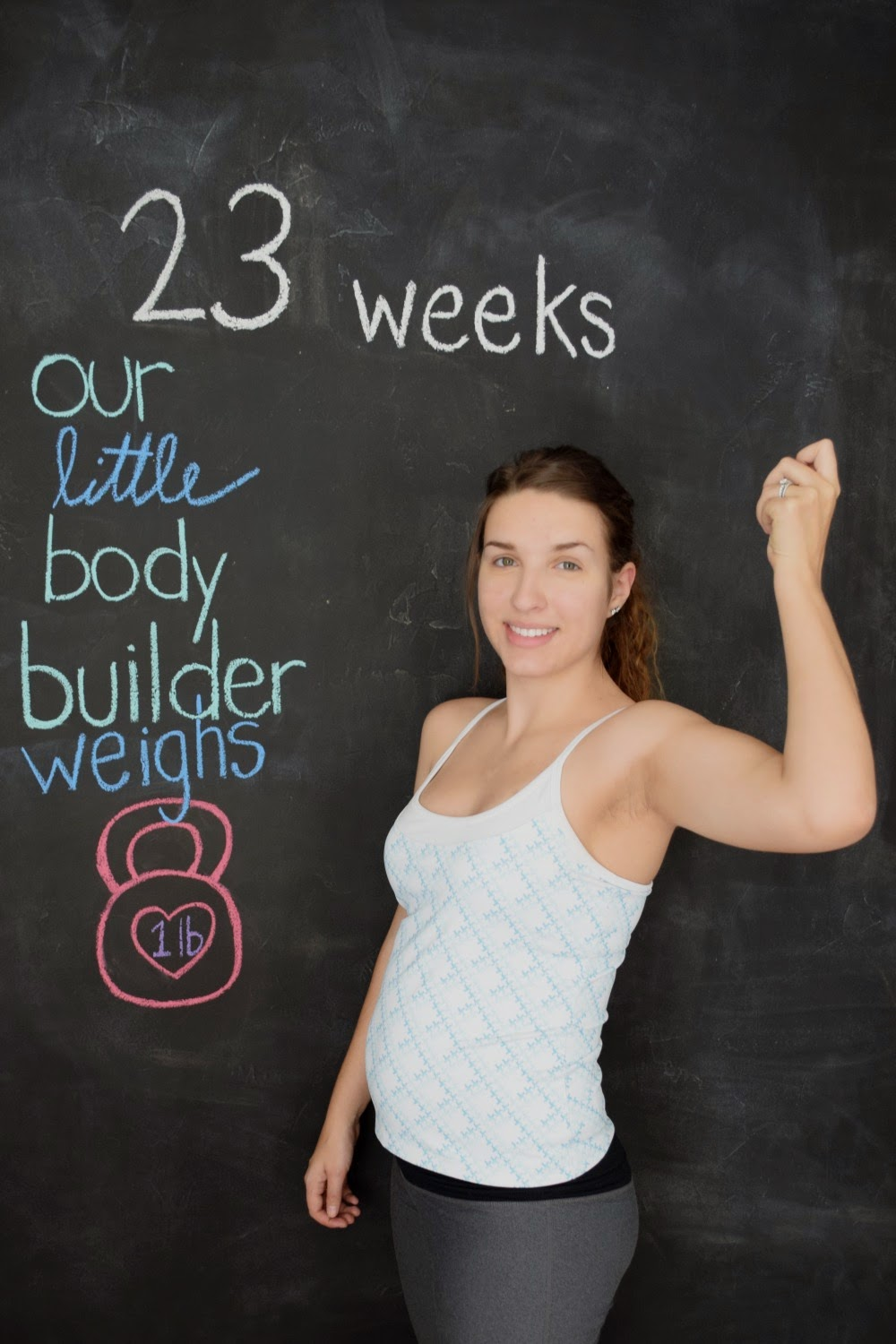 23 weeks pregnant – The Maternity Gallery