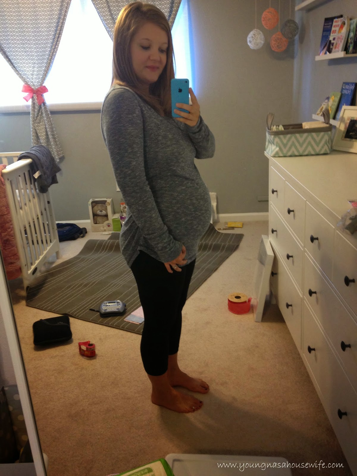 23 weeks pregnant update - 3 2