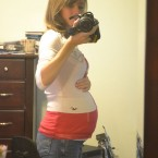 25 week bump pictures