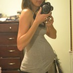 26 week bump pictures