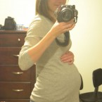28 week bump pictures