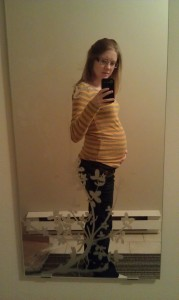 belly size at 29 weeks