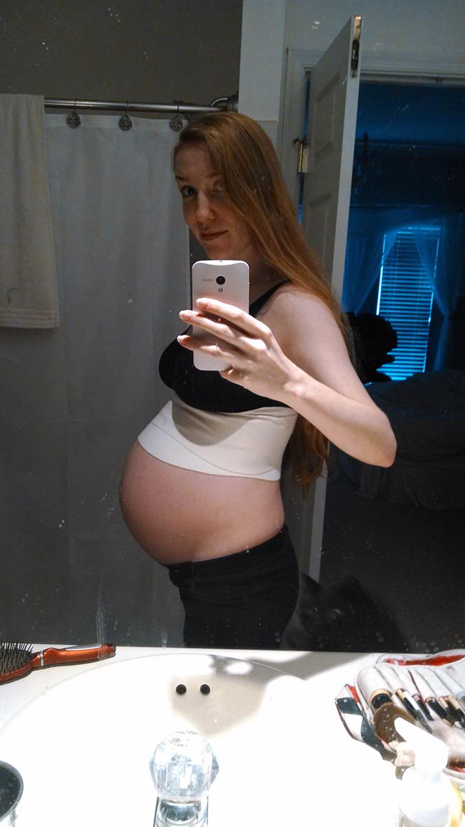 pregnancy by week