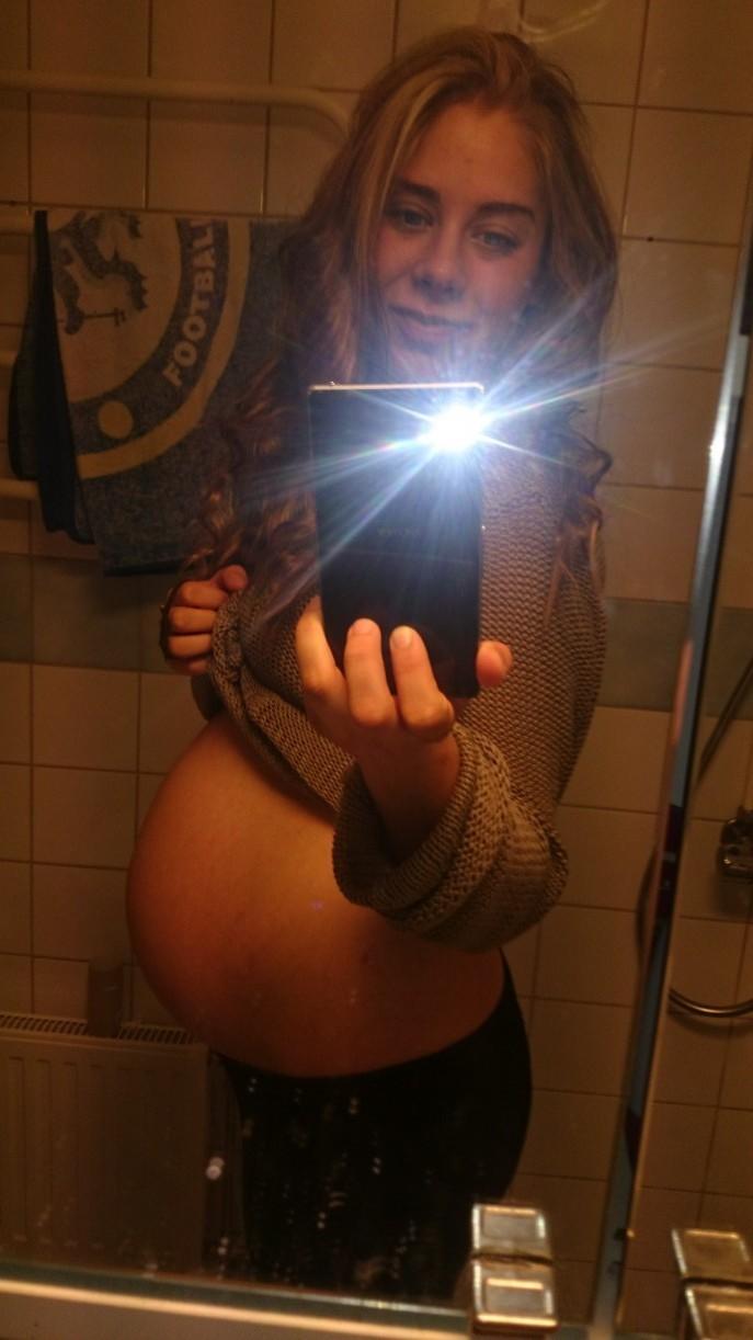 37 weeks pregannt