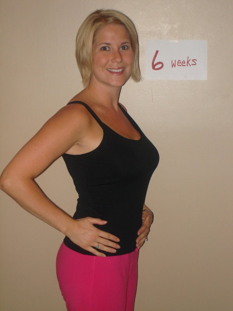 6 weeks – The Maternity Gallery