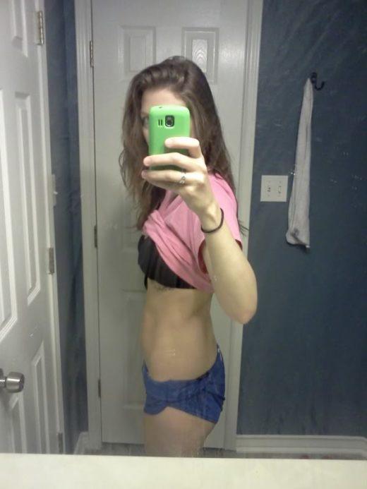 Post Partum Belly