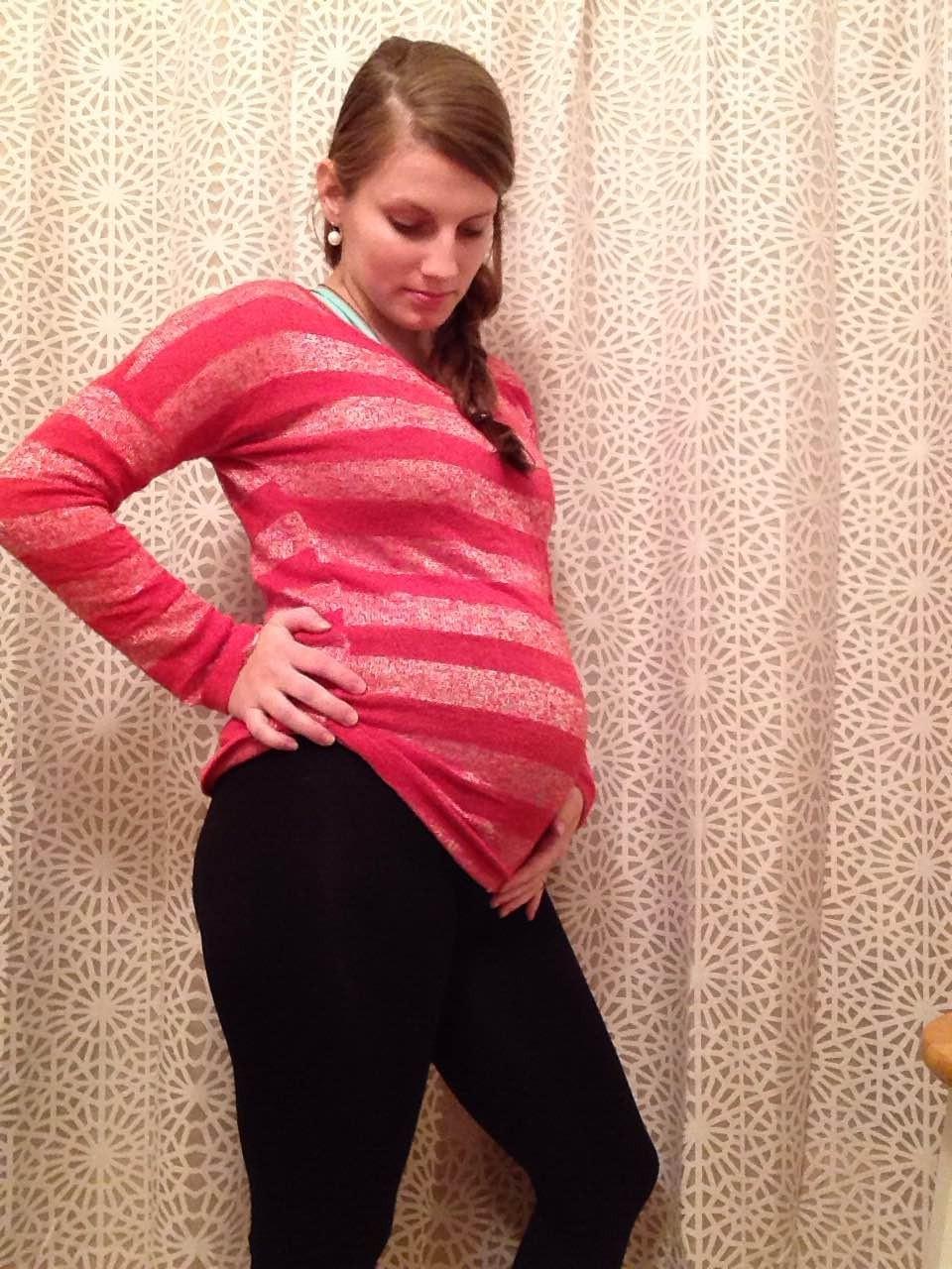 pregnancy week 25