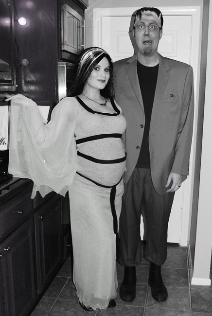 Halloween pregnancy ideas