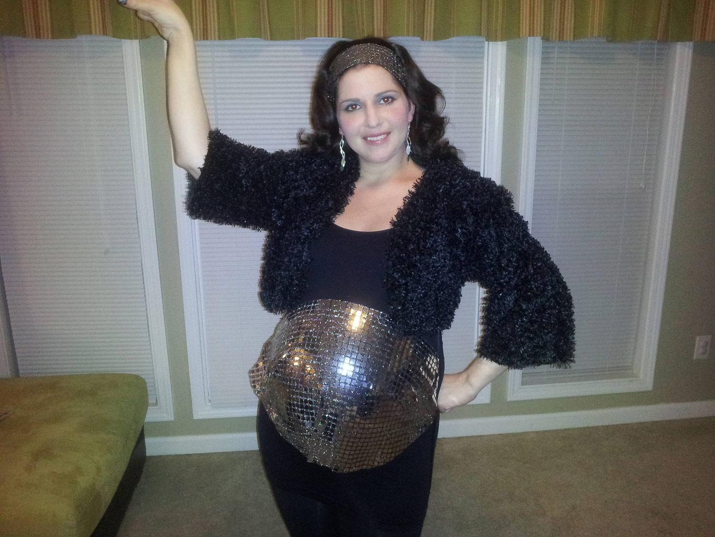 disco-ball-belly-1