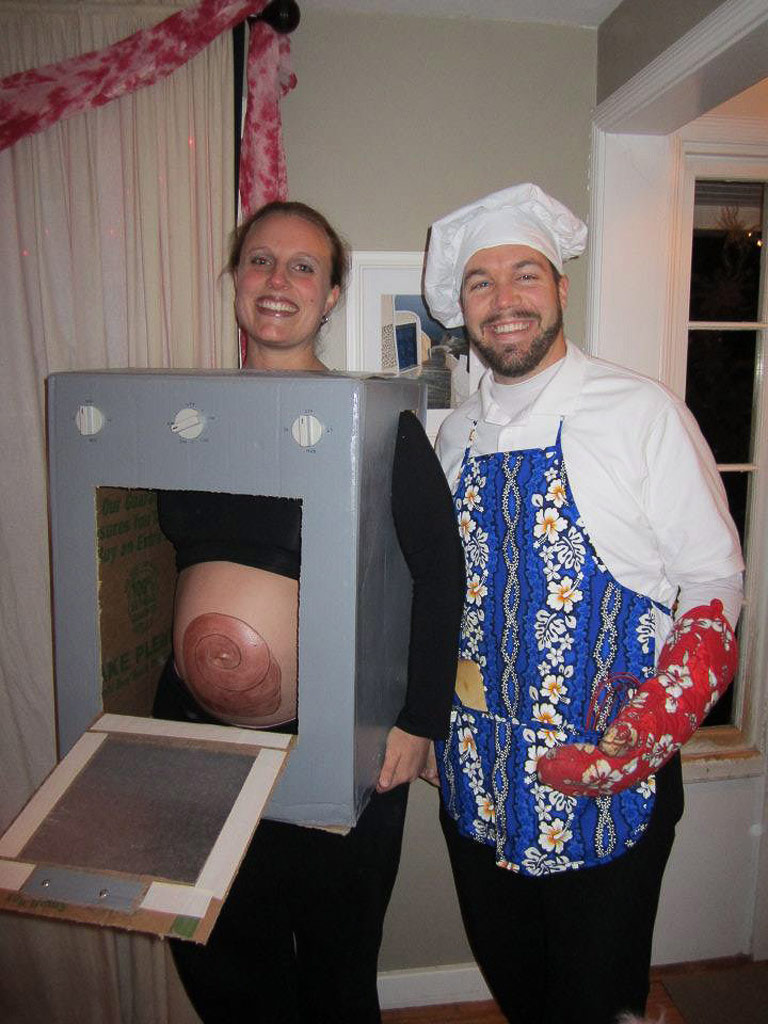 Bun In The Oven Pregnancy