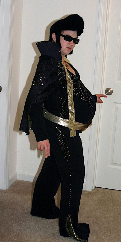 Pregnant Halloween Costume
