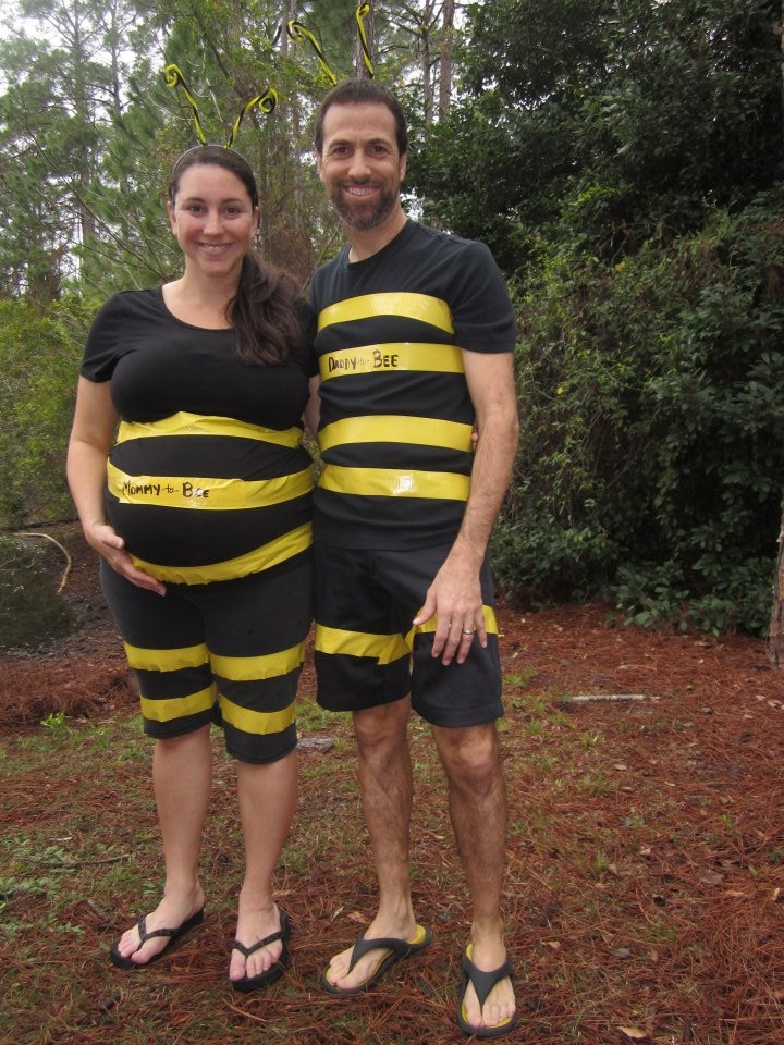 Mommy to Bee. Pregnant costume idea for Halloween  sc 1 st  The Maternity Gallery & Maternity Gallery u2013 Page 47 u2013 The Maternity Gallery