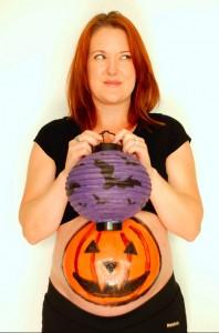 halloween pregnant ideas