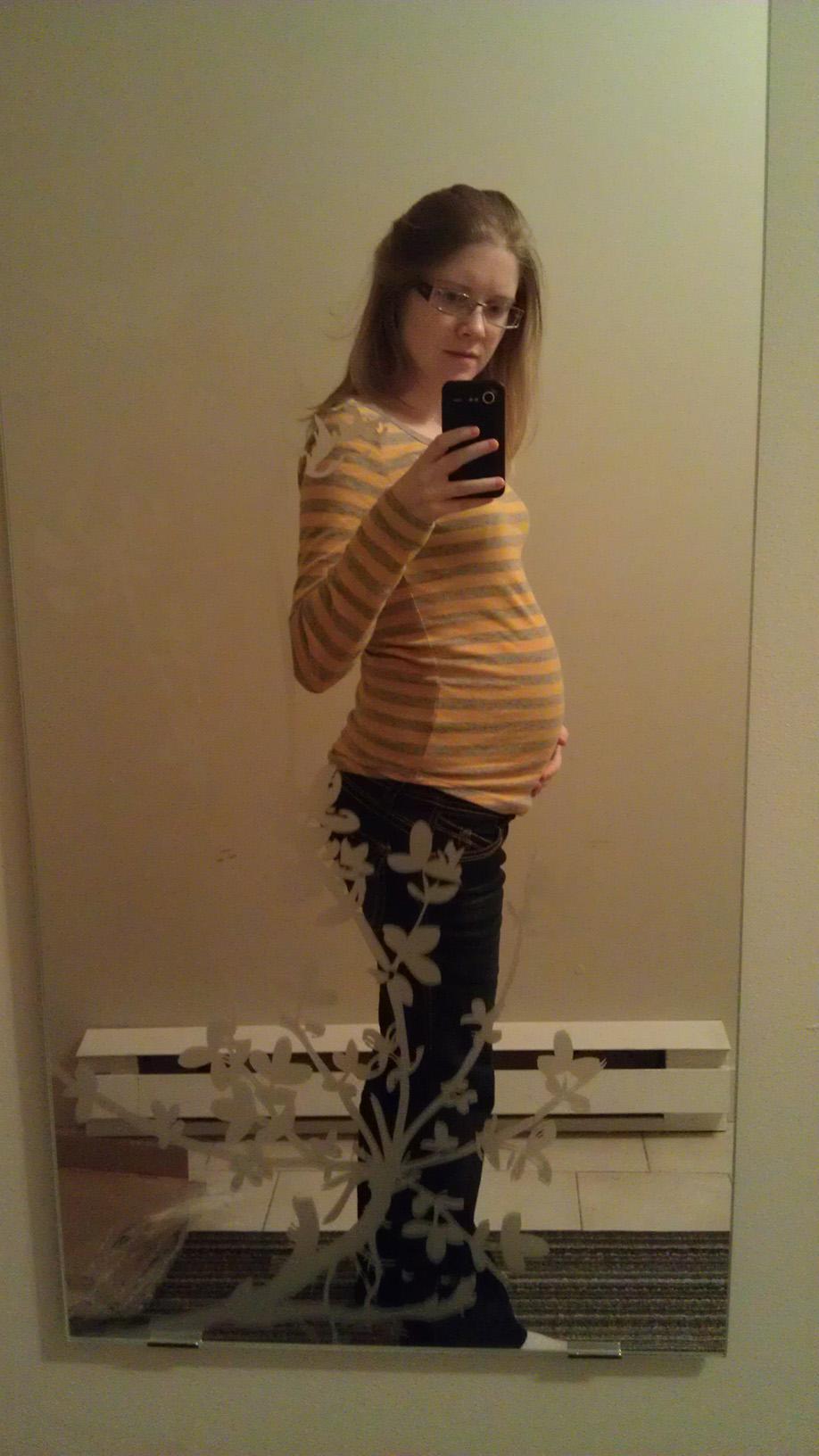 week by week pregnancy pictures