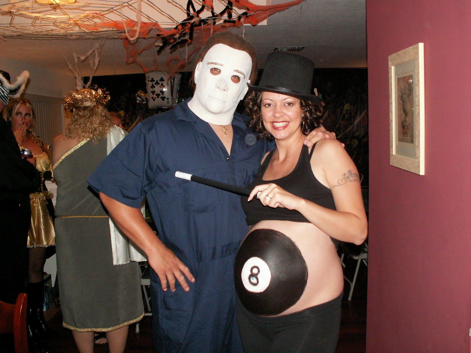 pregnant costume idea