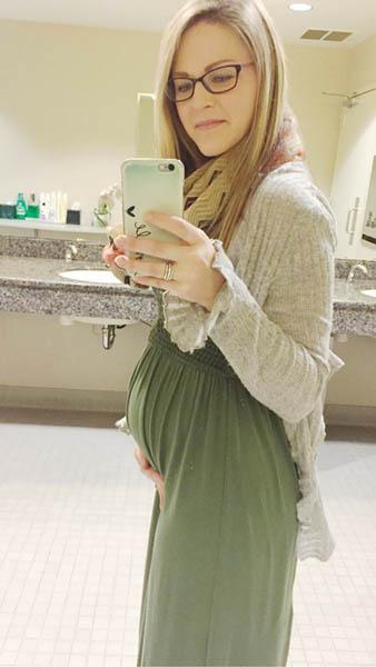 week 22 of pregnancy